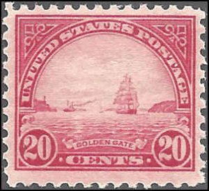 567 Mint,OG,NH... SCV $35.00