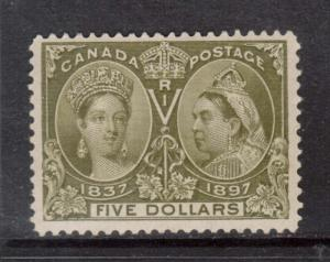 Canada #65 VF Mint