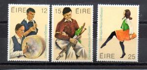Ireland 484-486 MNH