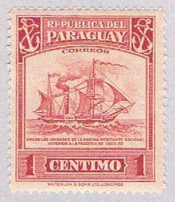 Paraguay 435 MLH Merchant ship 1946 (BP3094)