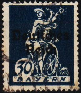 Germany.. 1920 30pf S.G.121 Fine Used