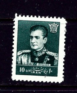 Iran 1139 MH 1960 issue