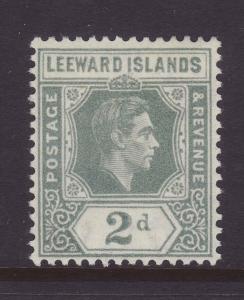 1938 Leeward Islands 2d Mounted Mint SG103