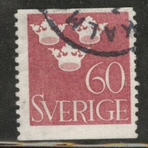 SWEDEN Scott 282 Used