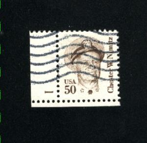 USA #1869  used  1980-85 PD .08