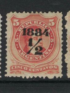 Argentina SC 49 MOG (4dvv)
