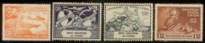 KUT 1949 SC# 94-7 MNH L156