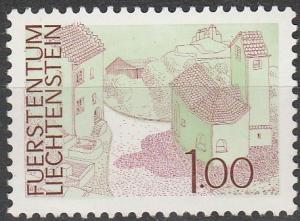 Liechtenstein #523 MNH F-VF (SU3345)