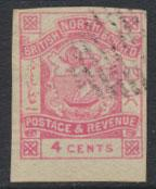 North Borneo  SG 40b  Imperf Used   please see scans & details