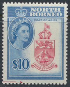 North Borneo  SG 406  SC# 295  MLH   see scans  and details free shipping
