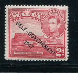 Malta #212 Mint