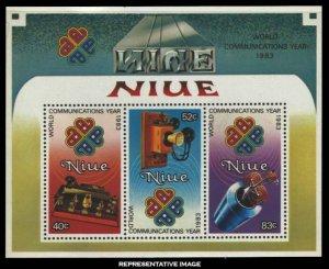 Niue Scott 416a Mint never hinged.
