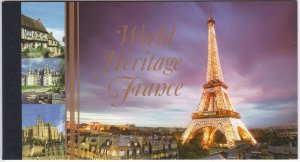 United Nations - New York # 917, World Heritage Prestige Booklet, 1/2 Cat..