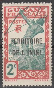 Inini #2 F-VF Unused  (V3450)