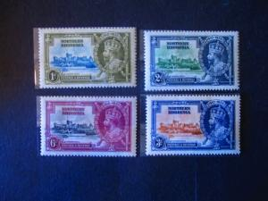 Northern Rhodesia #18-21 Mint Hinged- (BZ9) WDWPhilatelic!