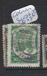 COLOMBIA   (P0108B)  SCC26, 29   VFU