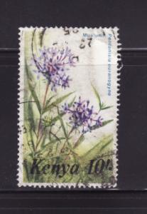 Kenya 259 U Flowers (A)