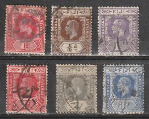 Fiji Used Edward & George V