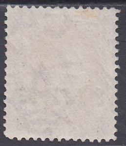 ST LUCIA 1882 QV 6D USED