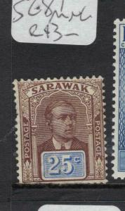 Sarawak SG 87 MNG (3dvq)