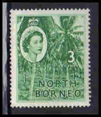North Borneo Very Fine MLH ZA5651