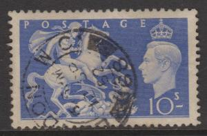 Great Britain Sc#288 Used