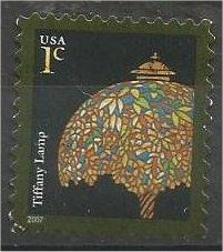 UNITED STATES, 2003, used 1c American Scott 3757