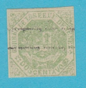 VENEZUELA 41a MINT HINGED OG NO FAULTS VERY FINE