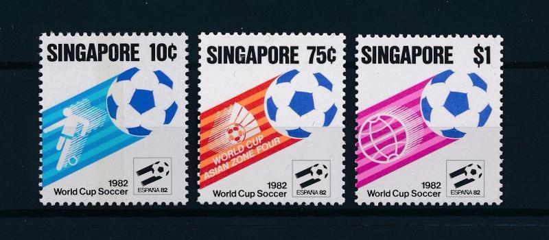 [59441] Singapore 1982 World Cup Soccer Football Spain MNH