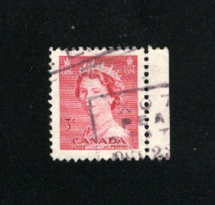 C  #327  -2 used  1953 PD
