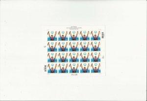 US Stamps/Postage/Sheets Sc #3771 Special Olympics MNH F-VF OG FV $16.00