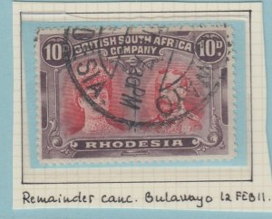 RHODESIA 110 SG 150  USED - NO FAULTS VERY FINE!
