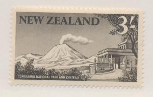 New Zealand Stamp Scott #349, Mint Never Hinged - Free U.S. Shipping, Free Wo...