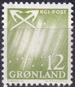 Greenland #51 MNH (V5126)
