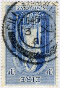 IRLANDE / IRELAND / EIRE - 1961 CILL MHANTÁIN (Wicklow) CDS on SG186