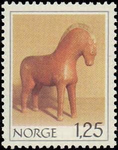 1978 Norway #738-740, Complete Set(3), Never Hinged