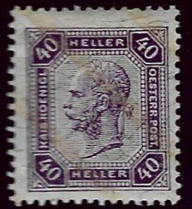 Austria SC#102a Mint VF SCV$35.00...Grab a Bargain!
