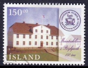 Iceland - Scott #829 - Used - SCV $3.75