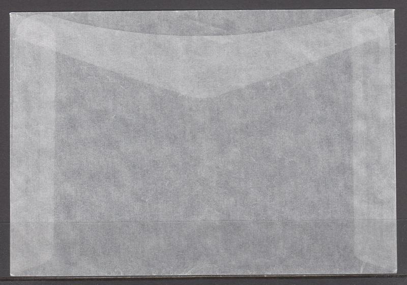 100 #8 JBM GLASSINE ENVELOPES 4 1/2 X 6 5/8  TOP LOAD MADE IN THE USA