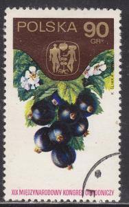 Poland 2050 CTO 1974 Black Currants