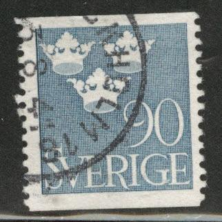 SWEDEN Scott 284 Used