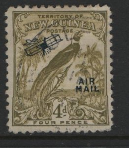 NEW GUINEA C35 USED