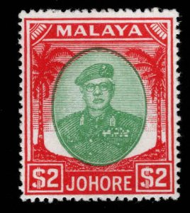 MALAYA-Johore Scott 149 Mint Hinged, MH*