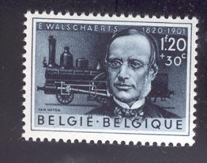 BELGIUM B575 MNH EGIDE WALSCHAERTS 1955