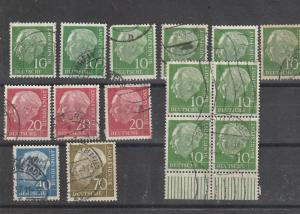 #708,710,716,756 Germany Used
