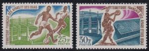 Afars and Issas 315-316 MNH (1967)