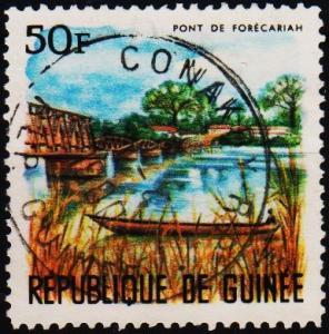 Guinea. 1966 50f  S.G.537 Fine Used
