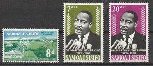 #228,298-9 Samoa Mint OGNH