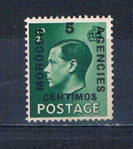Great Britain Morocco Agencies 78 MNH Overprint 1936 (G0383)+