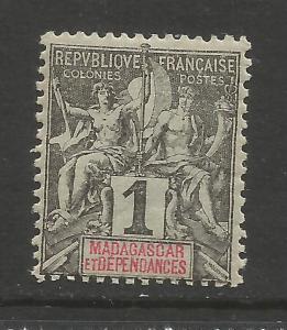 MADAGASCAR/MALAGASY 28 MNG Z6-177-2